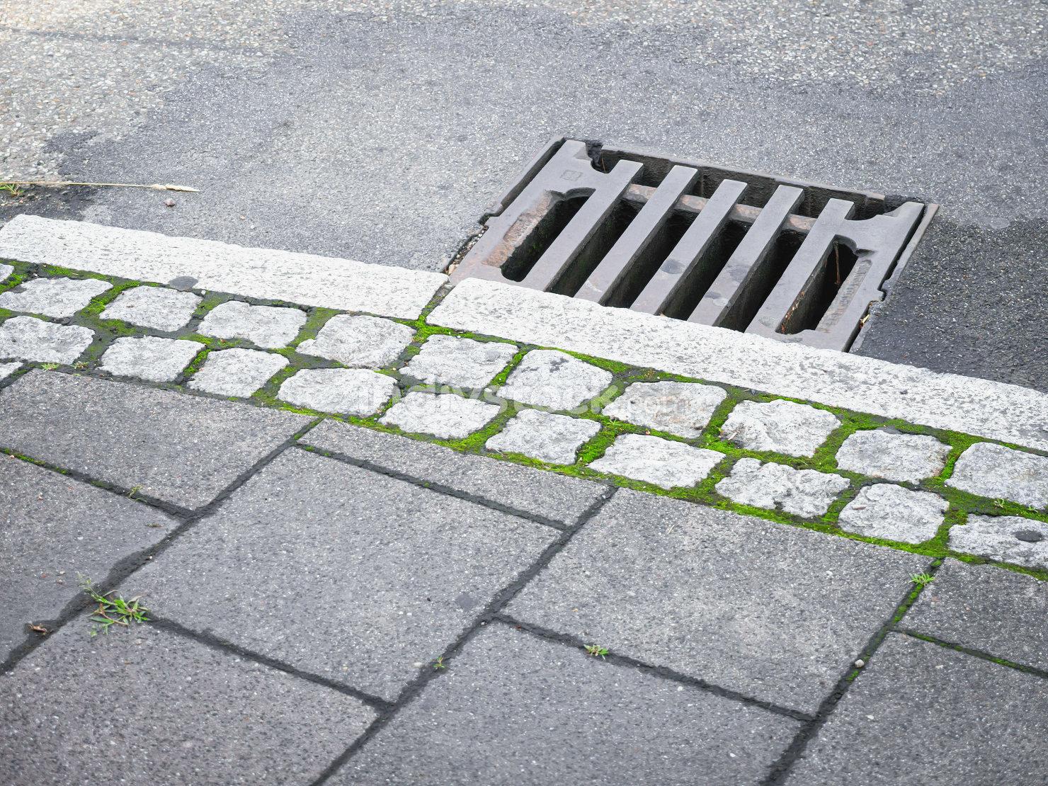 manhole cover Germany