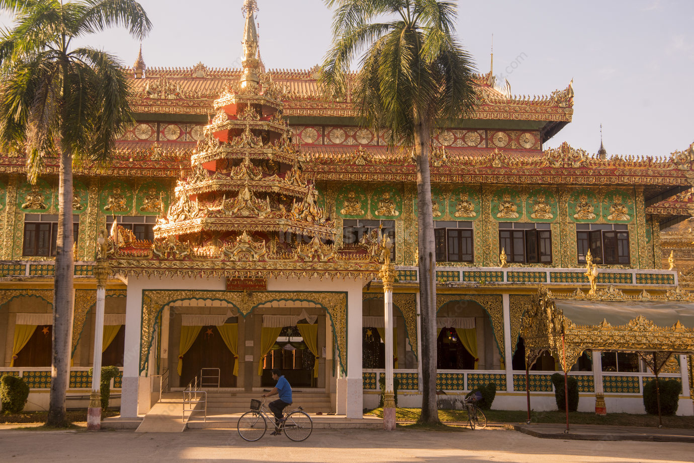 THAILAND MAE SOT WAT THAI WATTANARAM