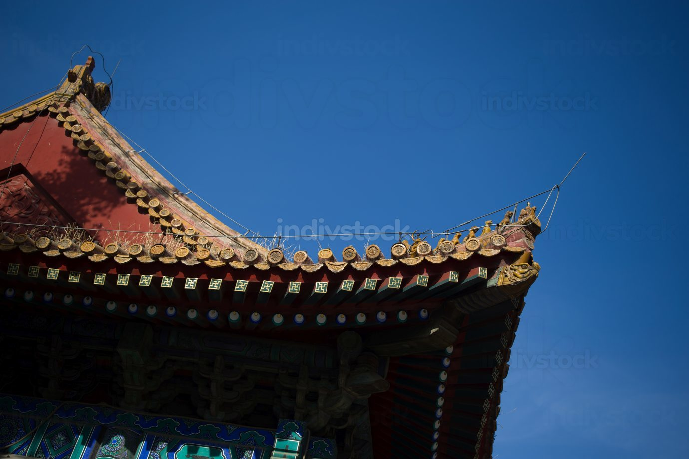 The Imperial Ancestral Temple Ancestral Hall or Taimiao