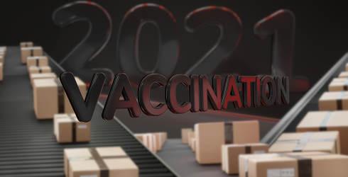 2021 vaccination coronavirus covid-19 3d-illustration background