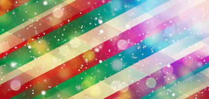 creative festive colorful background 3d-illustration