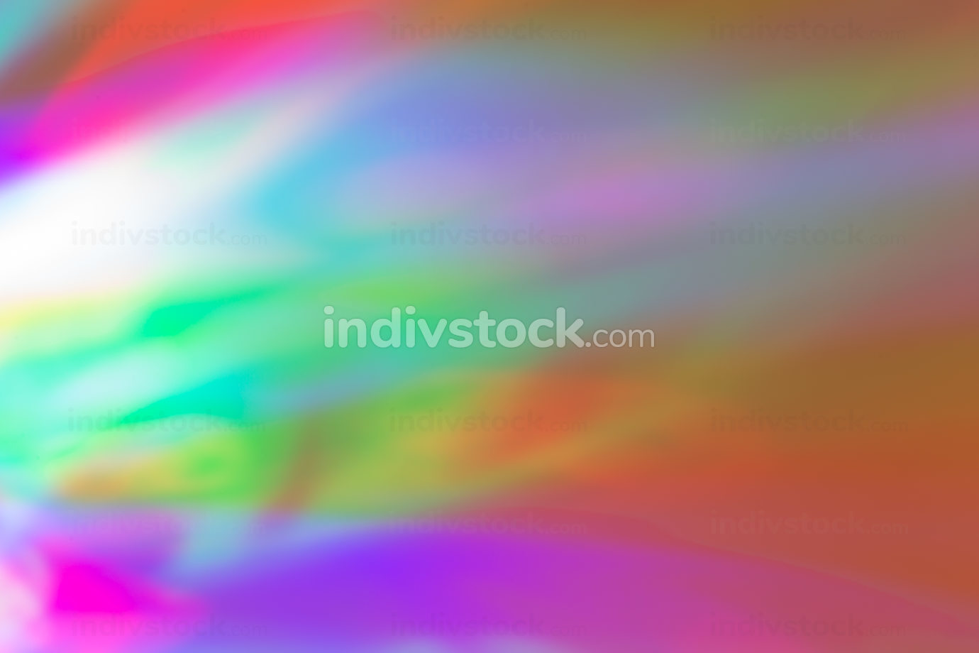 Backgrounds made of different colored lighting effects