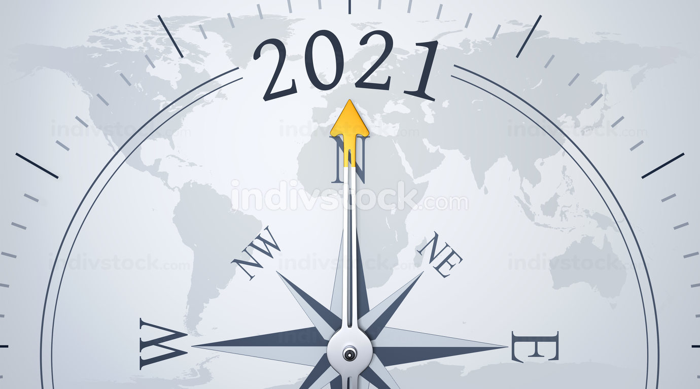 Compass New Year 2021