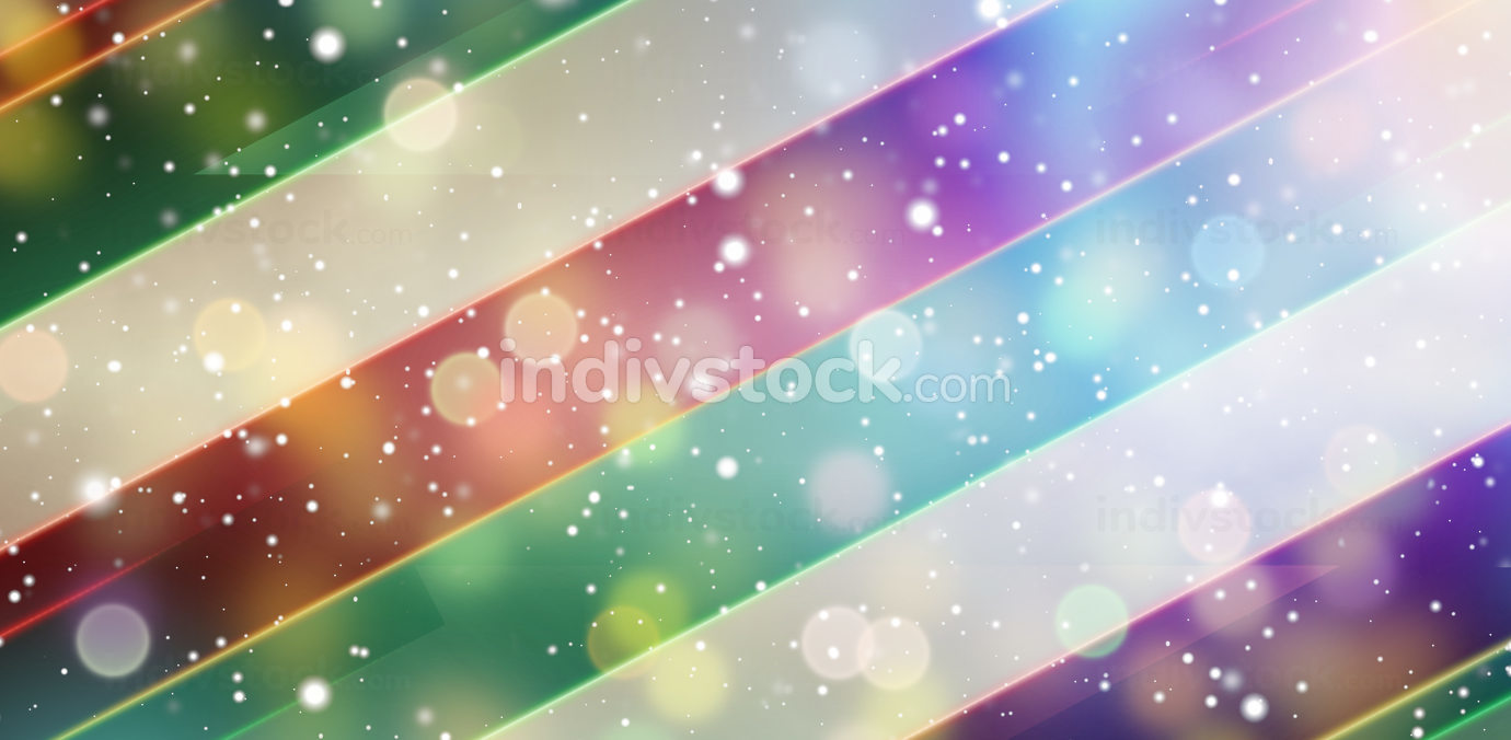 creative festive Christmas artistic background 3d-illustration