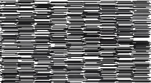 abstract symbolic pattern stripes as documents or files 3d-illustration